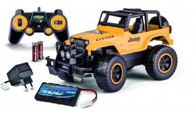 Jeep Wrangler 2,4GHz 100% Ready to Run