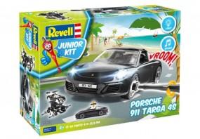 Revell Junior Kit Porsche 911 Targa 4S