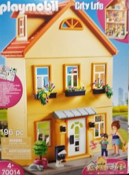 Playmobil City Life Mein Stadthaus