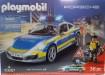 Playmobil Porsche 911 Carrera 4S Polizei mit Licht und Sound