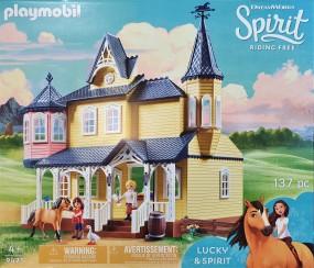 Playmobil Spirit riding free Luckys glückliches Zuhause