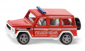 Siku Mercedes-AMG G65 Feuerwehr