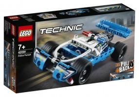 Lego Technic Polizei-Verfolgungsjagd
