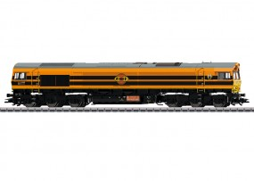 Diesel Lokomotive Class 66