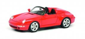 Porsche 911 Speedster rot