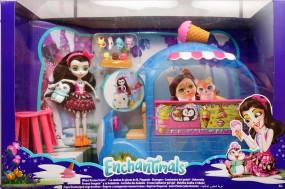 Enchantimals Eiswagen Spielset