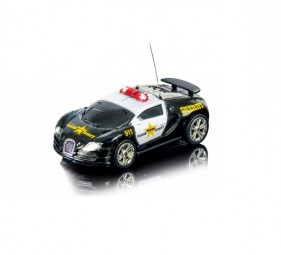 RC Nano Racer Sheriff 27 MHz 100% RTR