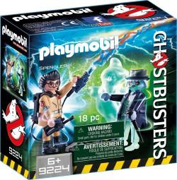 Ghostbusters Spengler und Geist