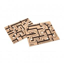Labyrinth Ersatzplatten, 2tlg