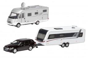 Set Camper AKTUELL 2012 1:87
