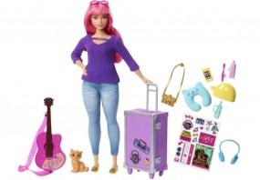 Mattel Barbie Dreamhouse Adventures Reise Daisy und Zubehör