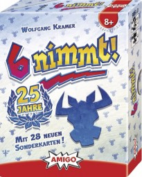 Amigo 6 nimmt! 25 Jahre Edition