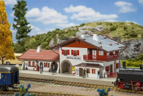 Bahnhof Bergheim