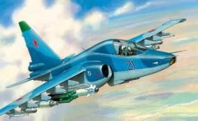 Sukhoi SU-39 Tank Destro