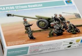 1/35 PLA PL96 122 mm Haubitze