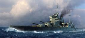 1/700 HMS Valiant 1939