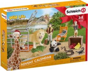 Adventskalender 2018 Wild Life