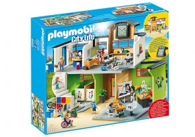 Playmobil Große Schule