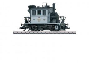Dampflokomotive Gattung PtL 2/2