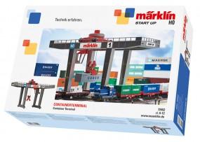 Containerterminal(manuell)