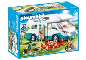 Playmobil Familien Wohnmobil