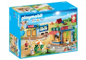 Playmobil Großer Campingplatz